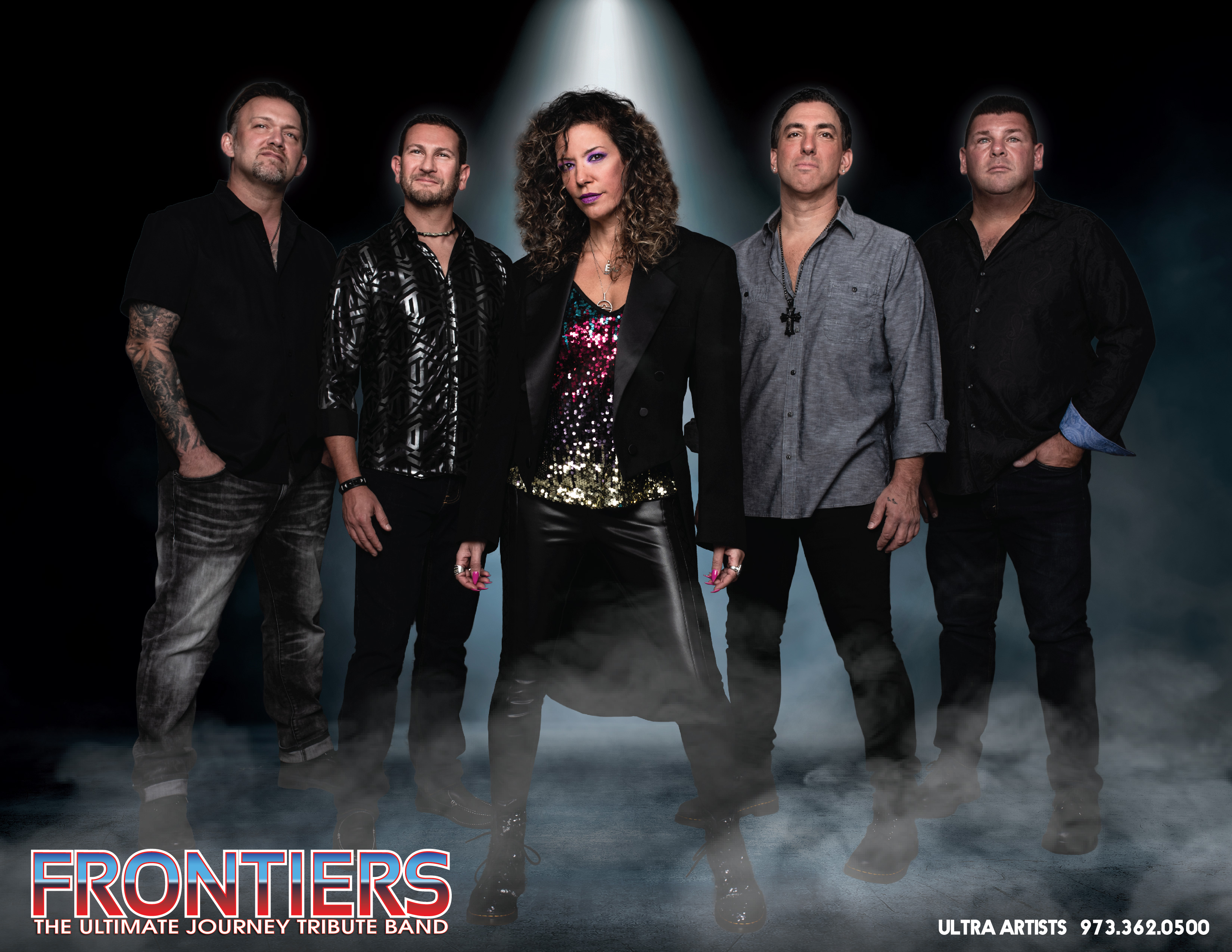 Frontiers band